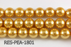 Resin Pearl 18mm 13'' RES-PEA-1801