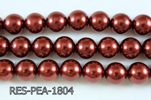 Resin Pearl 18mm 13'' RES-PEA-1804