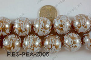 Resin Pearl 20mm RES-PEA-2005
