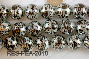 Resin Pearl 20mm RES-PEA-2010
