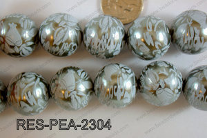 Resin Pearl 23mm RES-PEA-2304