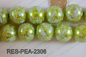 Resin Pearl 23mm RES-PEA-2306