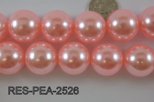 Resin Pearl 23-25mm RES-PEA-2526