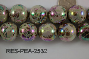 Resin Pearl 23-25mm RES-PEA-2532
