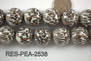 Resin Pearl 23-25mm RES-PEA-2538