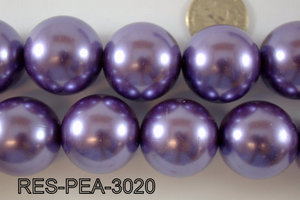 Resin Pearl 28-30mm RES-PEA-3020