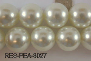 Resin Pearl 28-30mm RES-PEA-3027