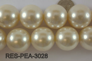 Resin Pearl 28-30mm RES-PEA-3028