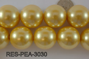 Resin Pearl 28-30mm RES-PEA-3030