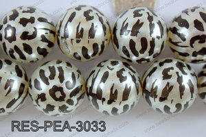 Resin Pearl 28-30mm RES-PEA-3033