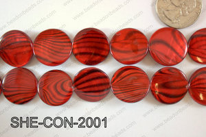 Shell Coin 20mm SHE-CON-2001
