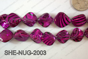 Shell Nuggets 20mm SHE-NUG-2003