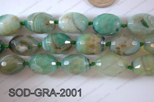 Sodonyx Grape Faceted 20mm SOD-GRA-2001