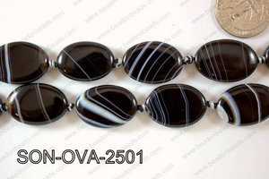 Sardonyx Oval 18x25mm SON-OVA-2501