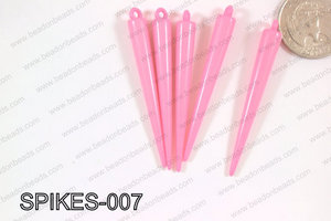 Spikes 50mm Light Pink SPIKES-007