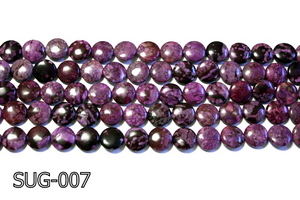 Sugilite Coin 16mm SUG-007