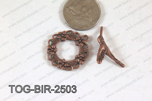 Toggle Bird Copper 25mm TOG-BIR-2503
