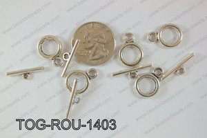 Toggle Round 14mm TOG-ROU-1403