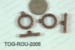 Toggle Copper 20mm TOG-ROU-2005