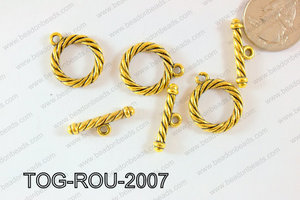 Toggle Round 250g Bag 20mm TOG-ROU-2007