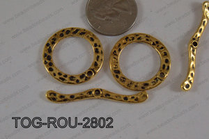 Toggle Gold 28mm TOG-ROU-2802