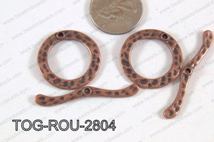 Toggle Copper 22mm TOG-ROU-2804