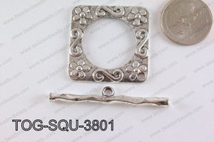 Square Toggle 38mm TOG-SQU-3801