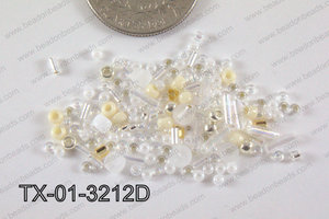 TOHO Seed Bead Mix Tube TX-01-3212D