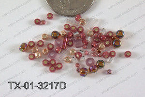 TOHO Seed Bead Mix Tube TX-01-3217D