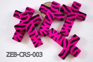 Zebra Cross 45x33mm ZEB-CRS-003