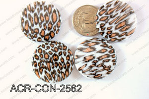 Acrylic Coin 500g Bag 25mm ACR-CON-2562