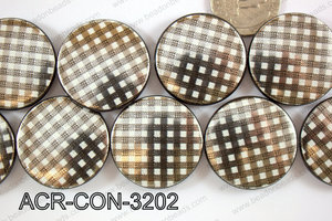 Acrylic Coin 32mm ACR-CON-3202