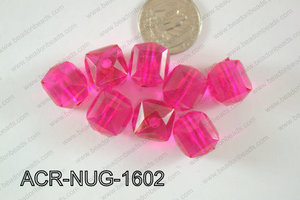 Acrylic Nugget 500g Bag 16mm ACR-NUG-1602