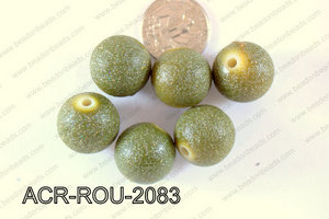 Acrylic Round 500g Bag 20mm ACR-ROU-2083