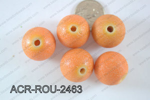 Acrylic Round 500g Bag 24mm ACR-ROU-2463