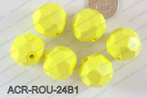 Acrylic Round 500g Bag 24mm ACR-ROU-24B1