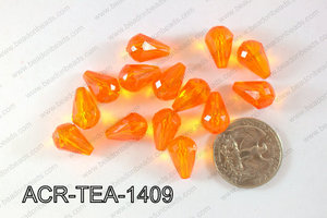 Acrylic Teardrop 500g Bag 14mm ACR-TEA-1409