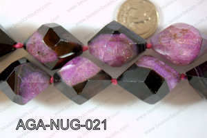 Agate Nugget 30mm AGA-NUG-021