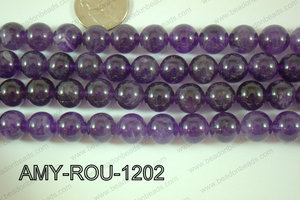 Amethyst Round 12mm AMY-ROU-1202