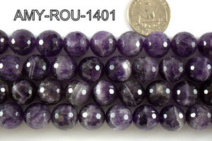 Amethyst Round 14mm AMY-ROU-1401