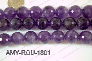 Amethyst Round 18mm AMY-ROU-1801