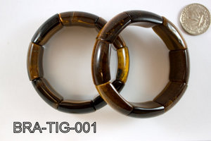 Tiger Eye Braclete BRA-TIG-001