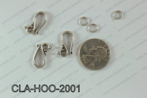 Clasp Hook 250g Bag 20mm CLA-HOO-2001