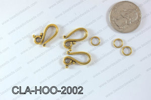 Clasp Hook 250g Bag 20mm CLA-HOO-2002