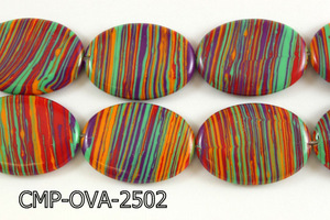 Composite Oval 25X35mm 16'' CMP-OVA-2502