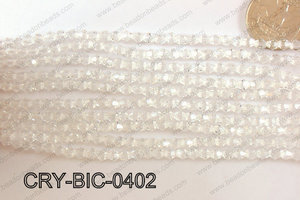 Angelic Crystal Bicone 4mm CRY-BIC-0402