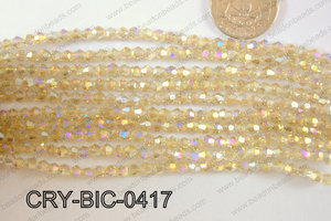 Angelic Crystal Bicone 4mm CRY-BIC-0417