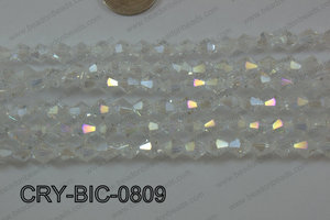 Angelic Crystal Bicone 8mm CRY-BIC-0809