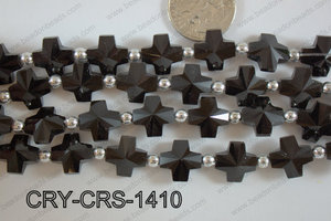 Angelic Crystal Cross 14mm CRY-CRS-1410