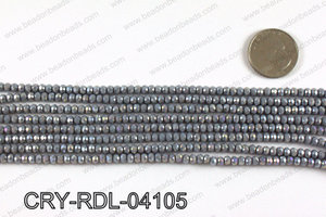 Angelic Crystals Rondels 4mm CRY-RDL-04105